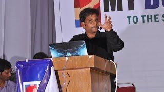 Ways to Earn Money Online By Sai Satish at Khammam Impact 2014