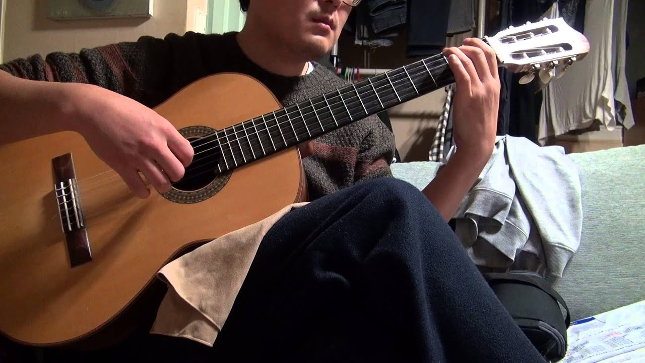classical guitar solo youtube. Black Bedroom Furniture Sets. Home Design Ideas