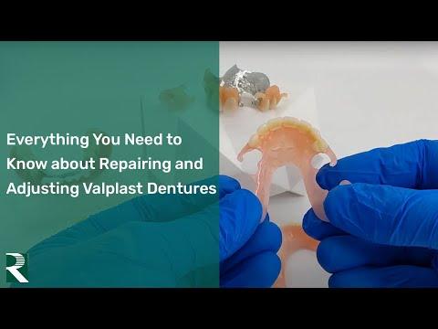 Valplast Repair And Adjustment