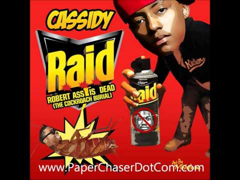 Cassidy - R.A.I.D. [Meek Mill Diss] [New Dirty CDQ NO DJ]