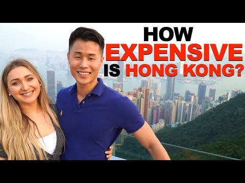 How Expensive is Hong Kong for Tourists? | amwf Travel Vlog 2019