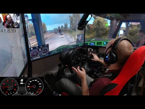 Euro Truck Simulator 2 - pro mods map+mods E30