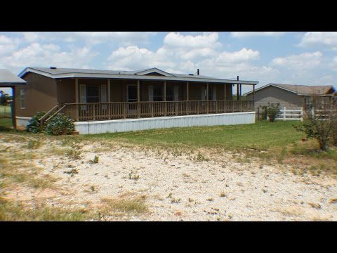 Move in Ready Double Wide Home for sale in Poteet, Tx