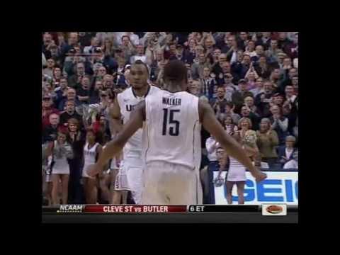Kemba Walker Highlights - 34 points UConn vs. Notre Dame 3.5.2011