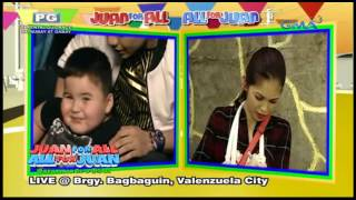 EAT BULAGA HD   KalyeSerye Juan for All, All for Juan   August 25,2015 HD