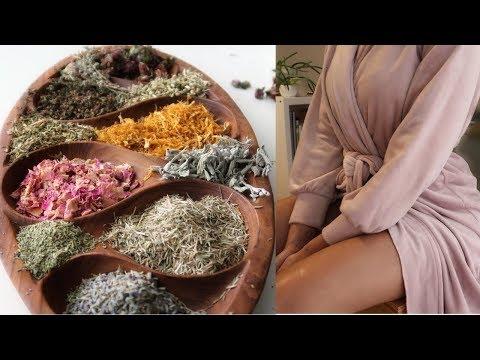 Yoni Steam » Methode & Kräuter • Dampfbad gegen Menstruationsbeschwerden