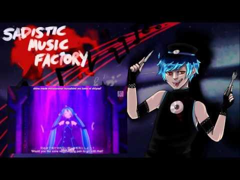 【UTAU】Sadistic.Music∞Factory【SETSUNA KIBATSU】