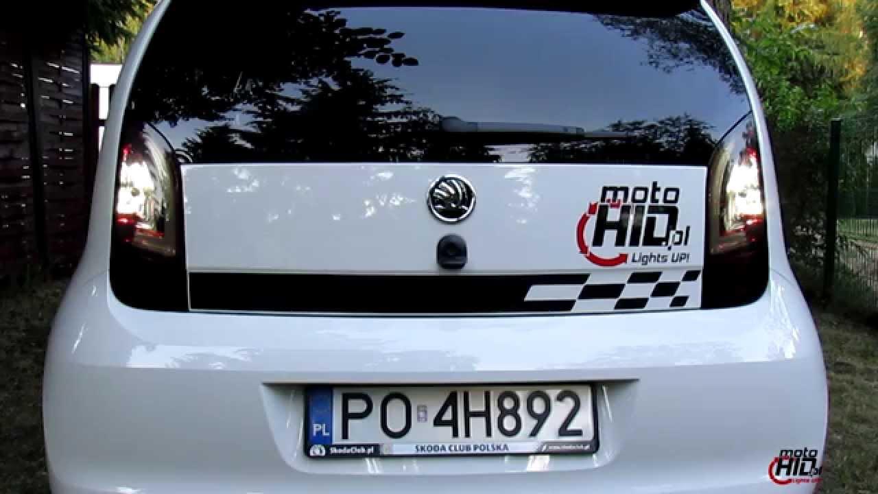 MotoHID.pl - Lampy LED Skoda Citigo VW UP Seat Mii