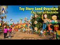 Overview of Toy Story Land at Disney's Hollywood Studios - Rides, Food and Merchandise