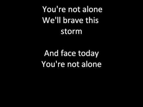 Carolyn Black Veil Brides, Lyrics