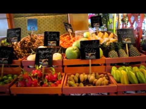 Baiyoke Sky Hotel Fruit Buffet Part 1 Youtube