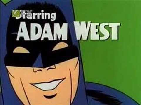 Batman intro (1966)