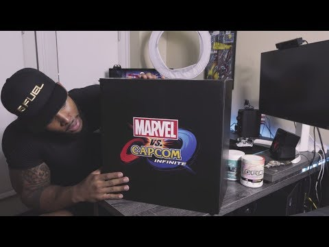 Marvel Vs Capcom Infinite Unboxing : Acting Opportunity