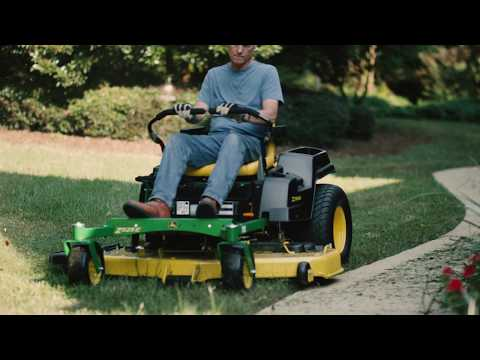 How to Level a Mower Deck on John Deere Zero Turn Lawn Mower