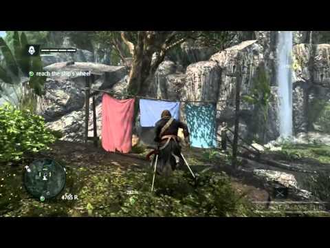 Assassin's Creed 4  Cape Bonavista Shanty Song So Early in the Morning
