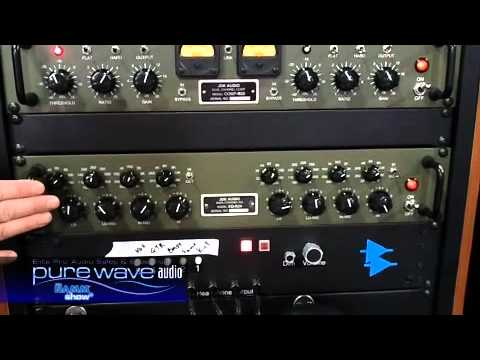 JDK Audio at NAMM 2012 - Pure Wave Audio
