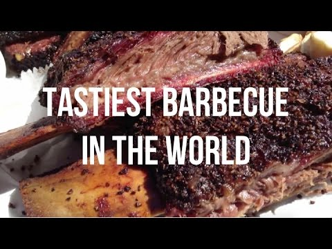 Tastiest Bbq In The World 2015 Beef Ribs Louie Mueller Barbecue