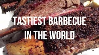 Tastiest Bbq In The World 2015 - Beef Ribs @ Louie Mueller Barbecue