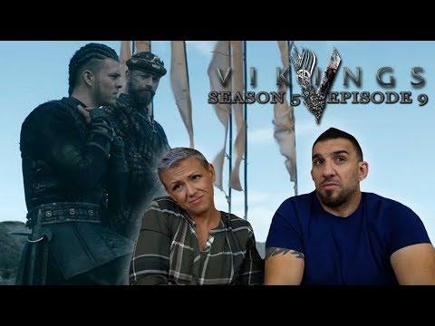Vikings Season 5 Episode 9 'A Simple Story' REACTION!!