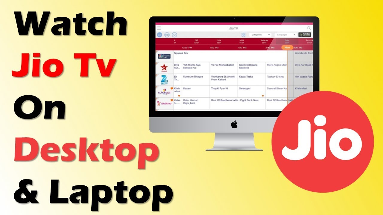 How To Install JioTV On PC Or Laptop Watch Jio TV Live On PC