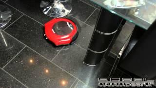 NC5750 - Robot aspirateur avec caméra IP et contrôle via application