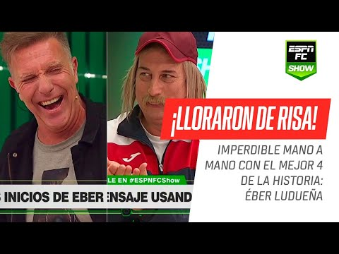 Imperdible mano a mano de Ale #Fantino con Éber #Ludueña, el mejor 4 del mundo - ESPN Fans