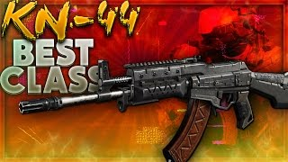KN-44 BEST Class Setup - Black Ops 3 BEST Assault Rifle? - KN44 Custom Class Setup (BO3 Multiplayer)