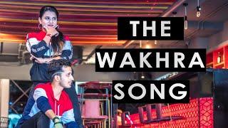 The wakhra song | Judgemental | hai kya | Manish ft.Prachi | Dance Cover