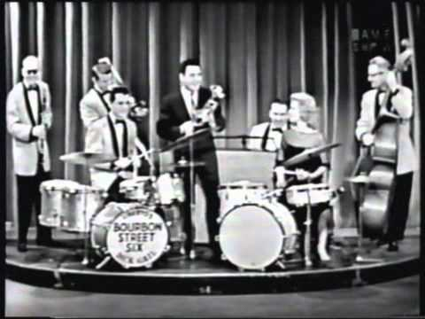 Betsy plays drums (IGaS 4/19/61) streaming vf