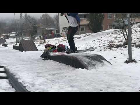 Oslo City Skiing
