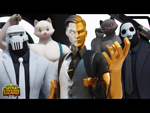 Shadow VS Ghost - THE FINAL BATTLE!!! - Fortnite Short Films
