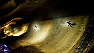 """दुनिया की सबसे गहरी गुफा """"क्रूबेरा"""" Deepest-known cave on Earth """"Krubera"""" Hindi"""