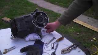Refrigerant Compressor Autopsy  #2