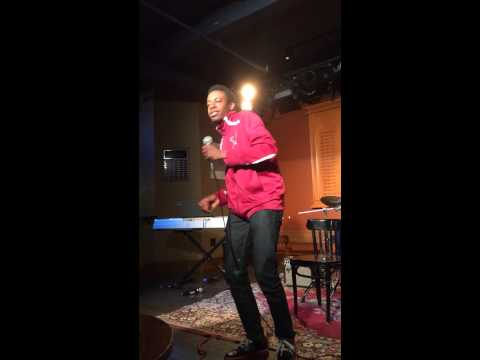 Harvard Open Mic Night - HMA performance