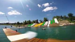 GOPRO - WaterJump Lac de Baudreix - Drop