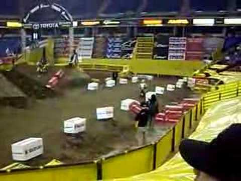 Arenacross 50cc really talented kid!