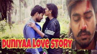 DUNIYAA cute love story luka chuppi akhil ft jeet  Ashutosh love gang