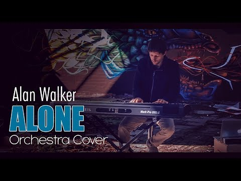 Alone - Alan Walker Piano Orchestral Cover Mathias Fritsche