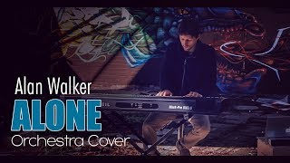 Download Alone - Alan Walker (Piano Orchestral Cover Mathias Fritsche) Mp3 and Videos