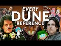 Watch this video featuring every Dune reference in a major movie or TV show