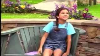 Selena gomez on barney :) little