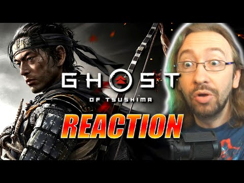 MAX REACTS: Ghost of Tsushima – SUDDENLY I MUST PLAY THIS GAME