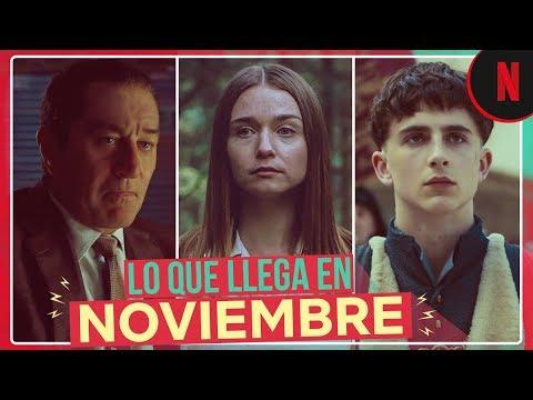 Estrenos en Netflix Latinoamérica para Noviembre 2019