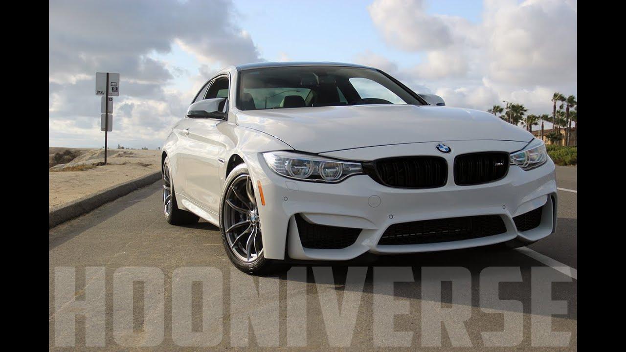 Mmm-Mmm Good? The BMW M4 - YouTube