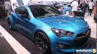 Hyundai JP Edition Genesis Coupe 2014 Videos
