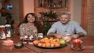 Анжелика Вольская, актриса театра и кино и Дмитрий Ячевский, народный артист России