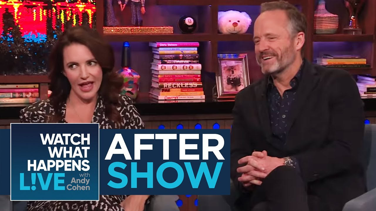 After Show: Kristin Davis on Cynthia Nixon's Political Run | WWHL