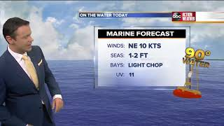 Florida's Most Accurate Forecast with Greg Dee on Thursday, September 20, 2018