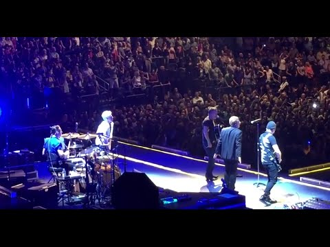 U2 & Bruce Springsteen - I Still Haven't Found What I'm Looking For/Stand by Me, MSG, New York