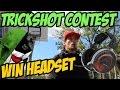 TRICKSHOT CHALLENGE - Win Audio-Technica ADG1 High End Gaming Headset | Docm77